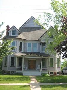 The Pendill Home at 322 E. Ridge St. in Marquette.